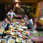 Restaurante de La Posada de Quevedo, Santa Elena - Antioquia - galeria3