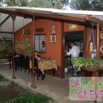 Restaurante de La Posada de Quevedo, Santa Elena - Antioquia - galeria